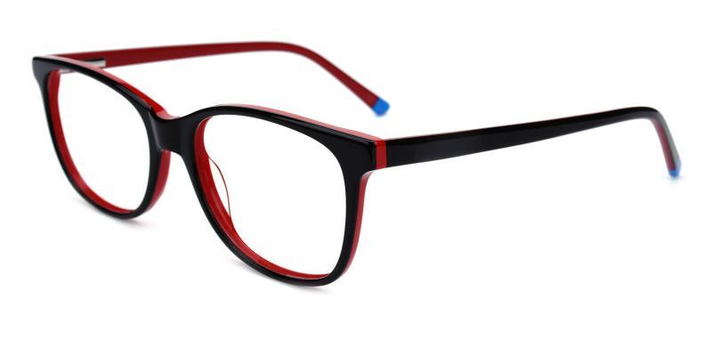 Sandwich-Red-Eyeglasses
