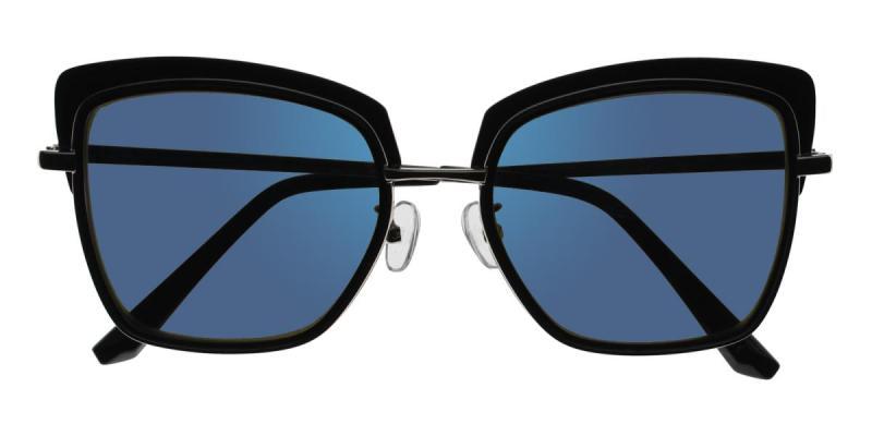 Riotousy-Black-NosePads / Sunglasses