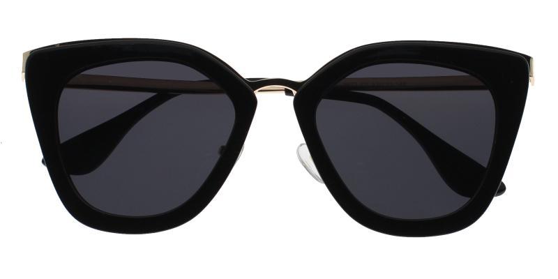 Brin-Black-NosePads / Sunglasses