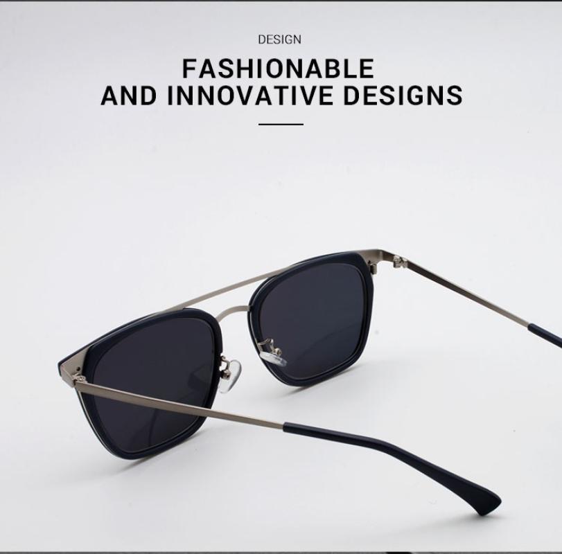 Seagual-Black-Combination / Metal / TR-Sunglasses-detail3