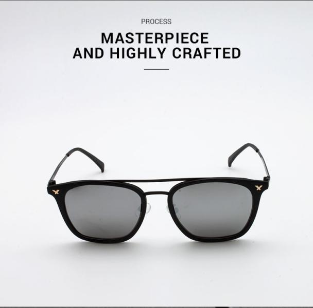 Seagual-Black-Combination / Metal / TR-Sunglasses-detail4