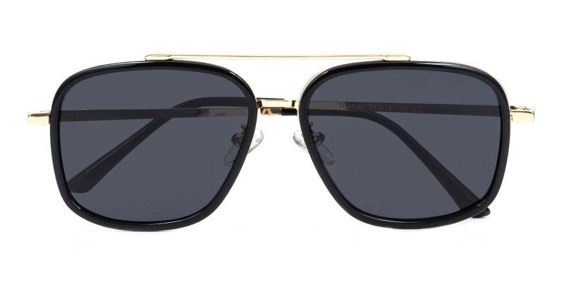 Clinton-Black-NosePads / Sunglasses