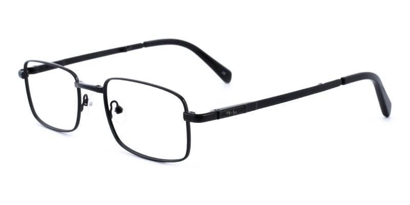 Norfolk-Black-Eyeglasses