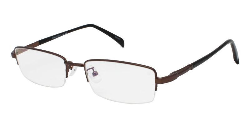 Furox-Brown-Eyeglasses