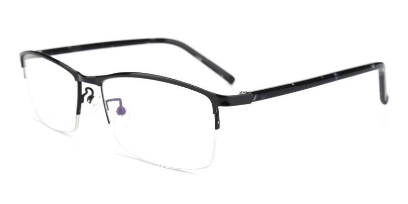 Elegant-Black-Eyeglasses