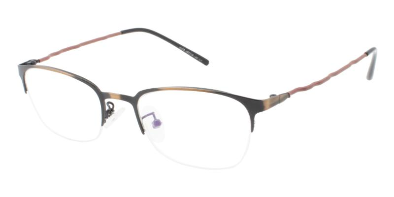 Wavain-Brown-Eyeglasses