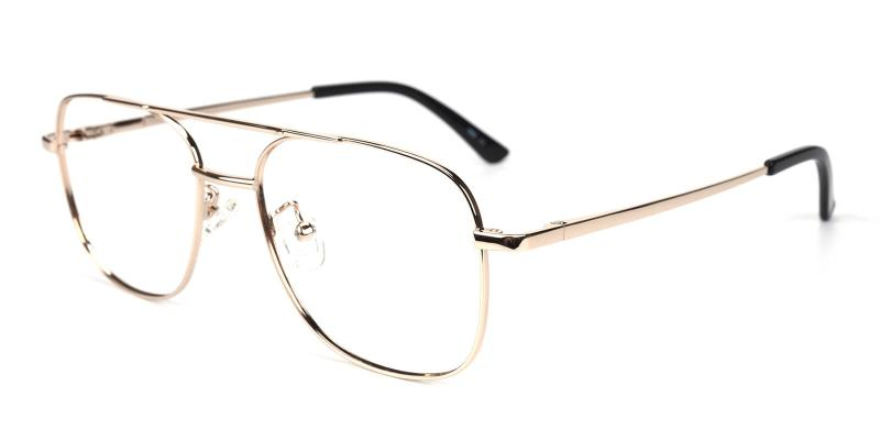 Sally-Gold-Eyeglasses