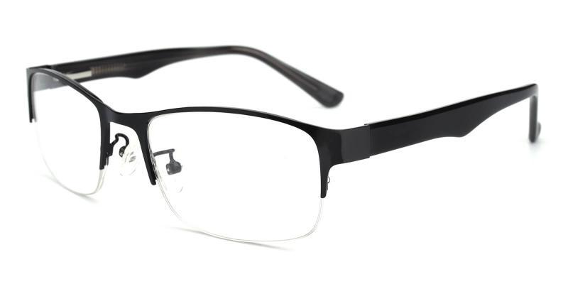 Sapphire-Black-Eyeglasses