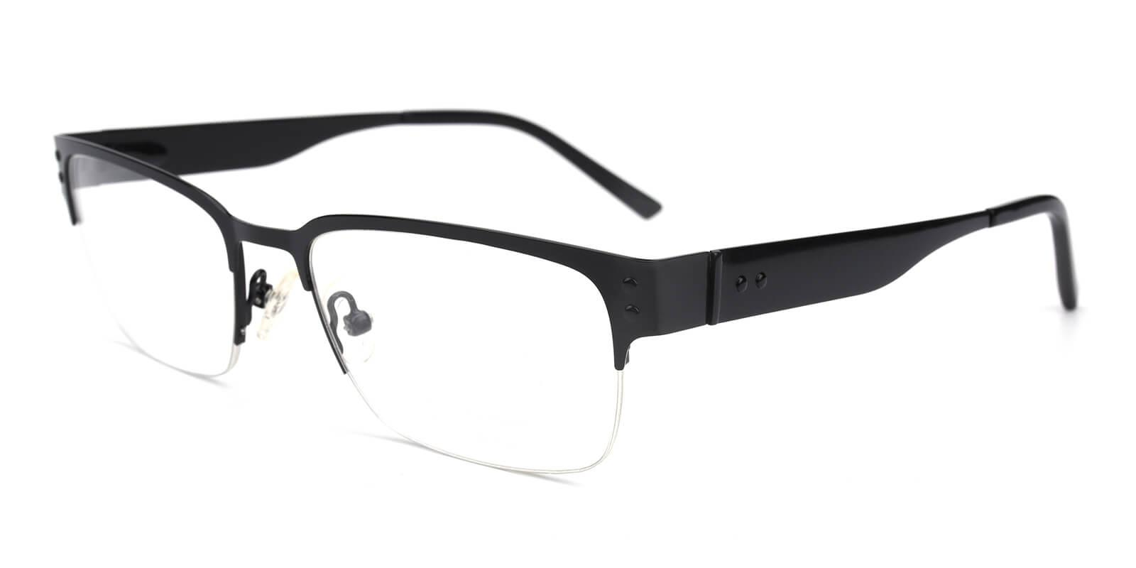 Wiflat-Black-Rectangle-Metal-Eyeglasses-additional1
