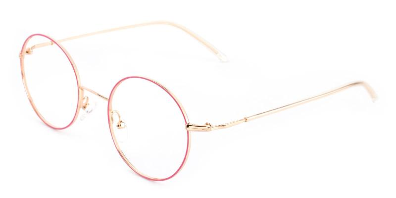 Madison-Pink-Eyeglasses