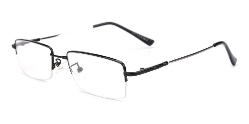 Pluto-Black-Eyeglasses