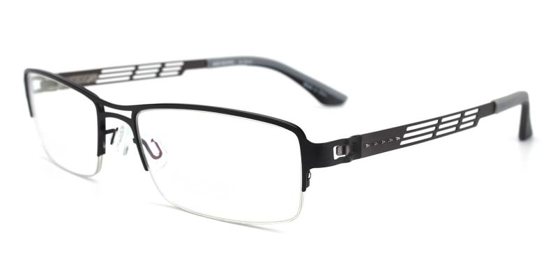 Carel-Gray-Eyeglasses / NosePads
