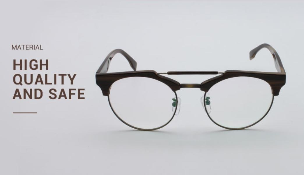Ombama-Brown-Combination-Eyeglasses-detail2