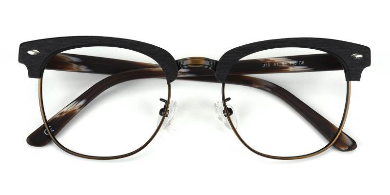 Sequency-Gun-Eyeglasses / NosePads