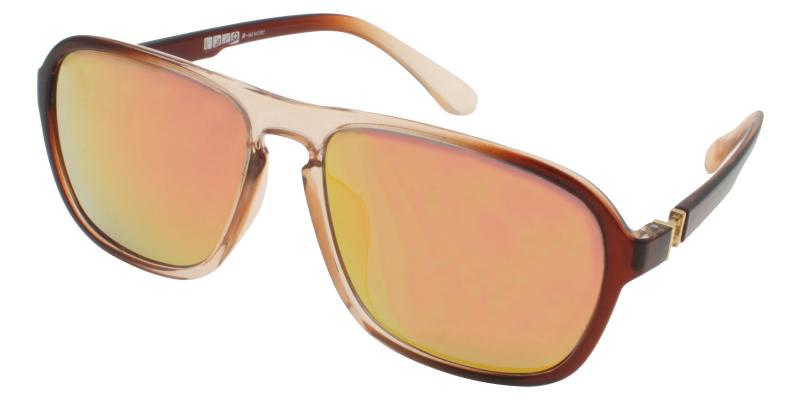 Charlotte-Translucent-Sunglasses / UniversalBridgeFit