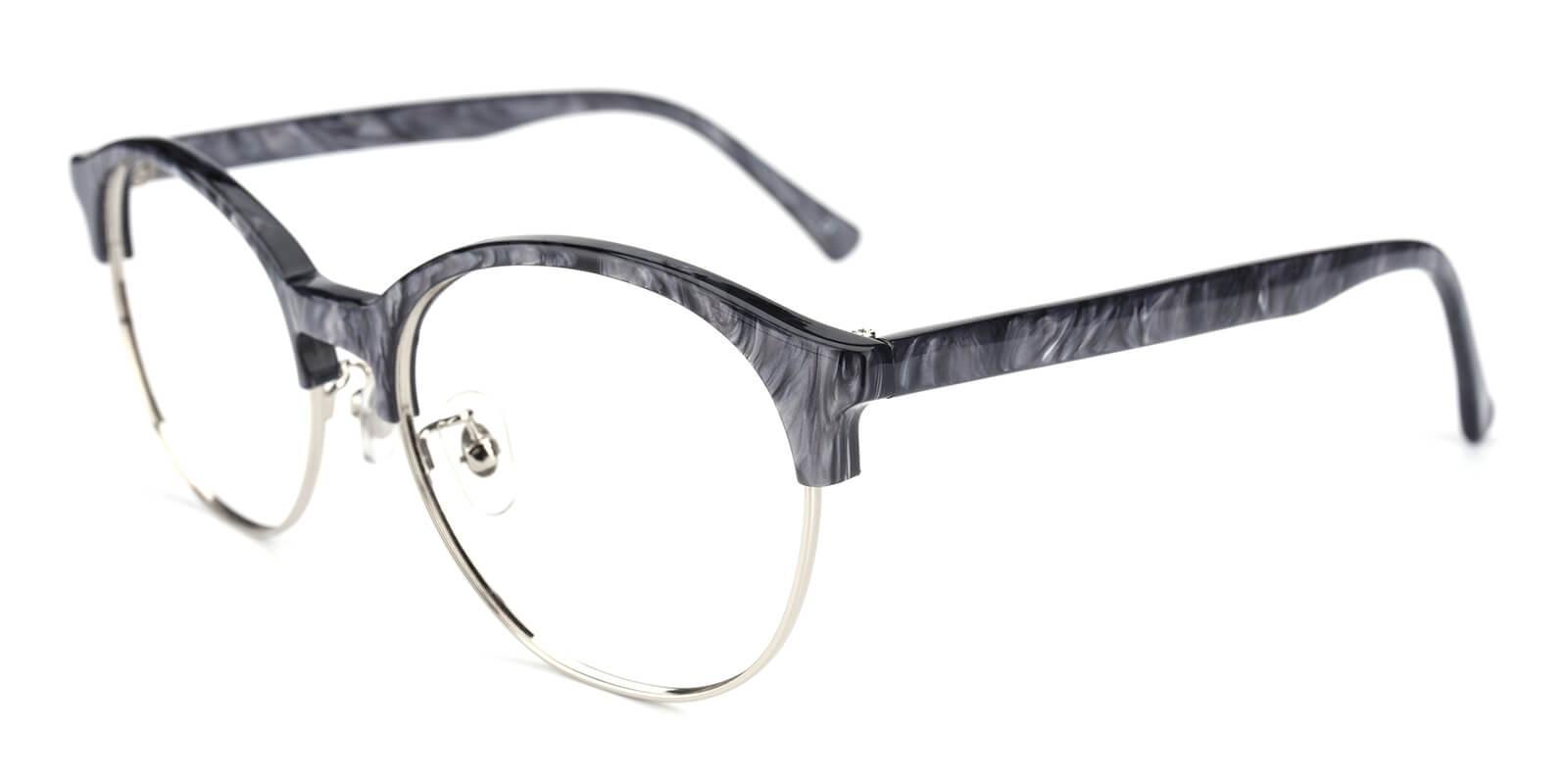 Mandisey-Gray-Browline-Combination-Eyeglasses-additional1