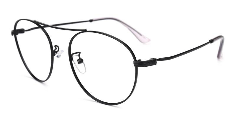 Fleybean-Black-Eyeglasses