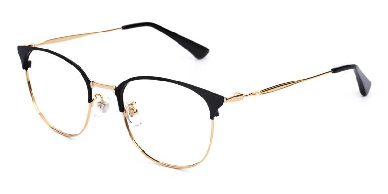 Belle-Gold-Eyeglasses