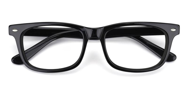 Bladeen-Black-Eyeglasses / Lightweight / UniversalBridgeFit