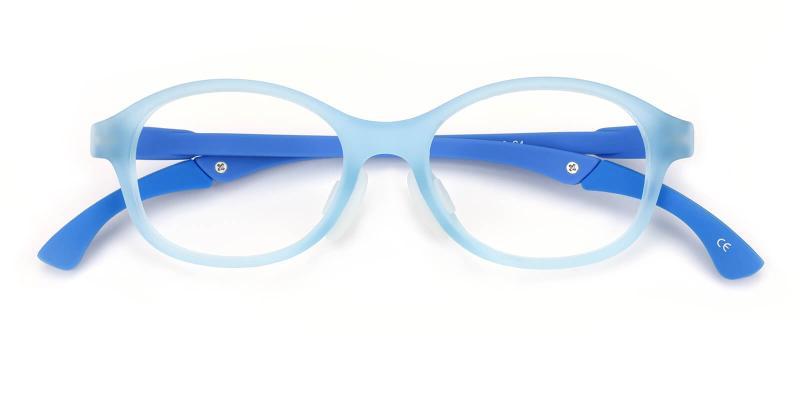 Morestar-Blue-Eyeglasses / UniversalBridgeFit