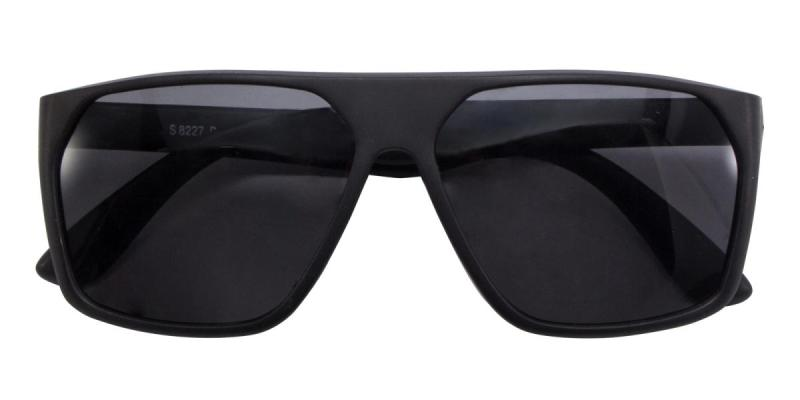 Blackore-Black-Sunglasses / UniversalBridgeFit
