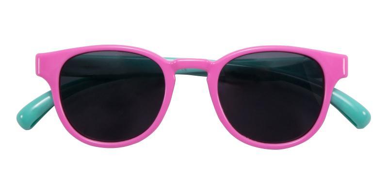 Candy-Pink-Sunglasses / UniversalBridgeFit