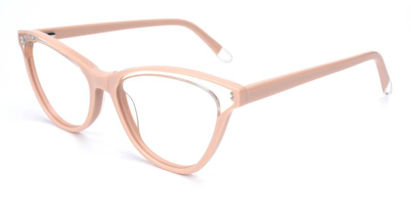 Florencer-Pink-Eyeglasses