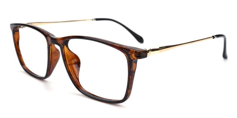 Erisony-Tortoise-Eyeglasses / Fashion / SpringHinges / UniversalBridgeFit