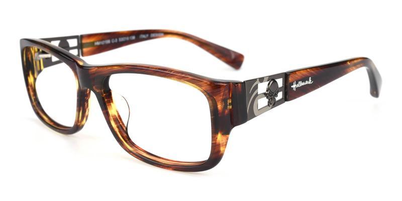 Terryeen-Tortoise-Eyeglasses / Fashion / SpringHinges / UniversalBridgeFit