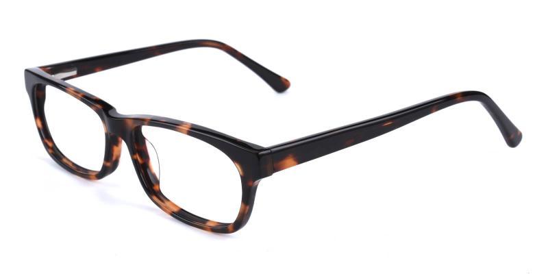 Mia-Tortoise-Eyeglasses / Fashion / SpringHinges / UniversalBridgeFit