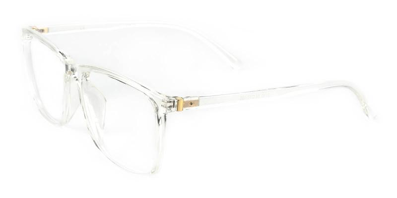 Poise-Translucent-Eyeglasses / Fashion / SpringHinges / UniversalBridgeFit