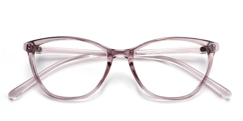 kish-Purple-Eyeglasses / Fashion / Lightweight / UniversalBridgeFit