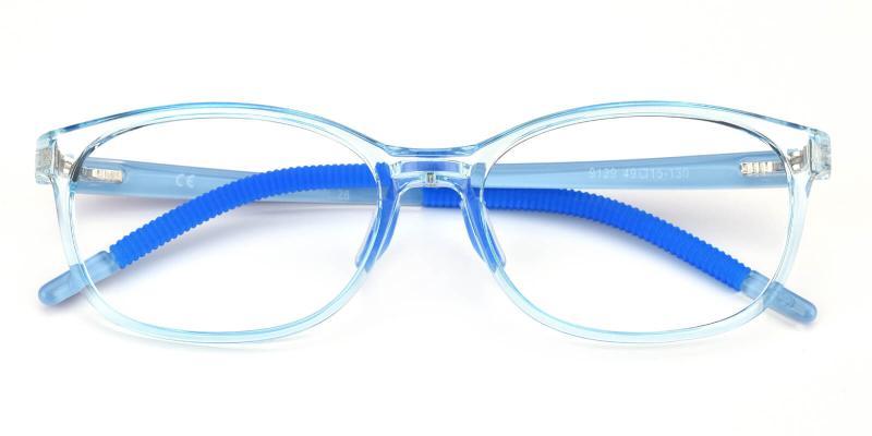 Ebner-Translucent-Eyeglasses / Lightweight / NosePads