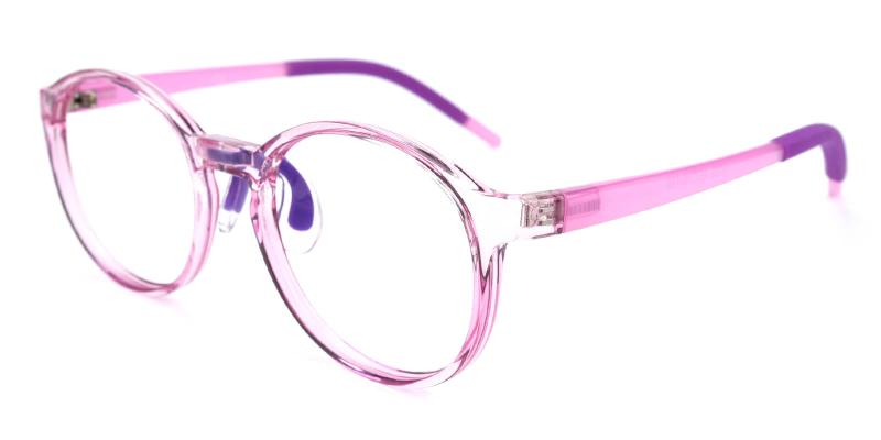 Chigor-Purple-Eyeglasses
