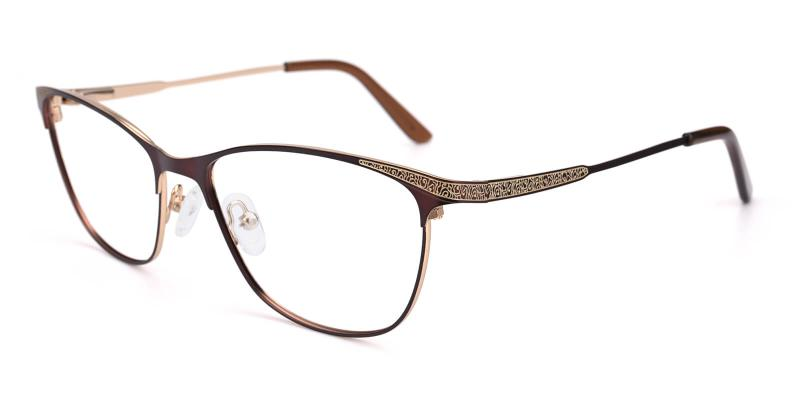 Seeta-Brown-Eyeglasses