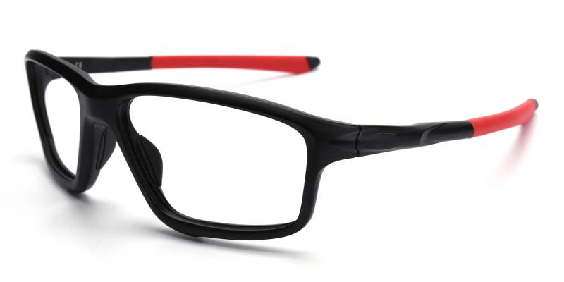 Asiher-Red-SportsGlasses