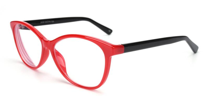 Netfertari-Red-Eyeglasses