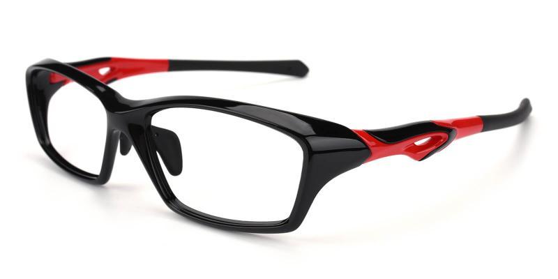 Spenieer-Red-Eyeglasses / Fashion / SportsGlasses / UniversalBridgeFit